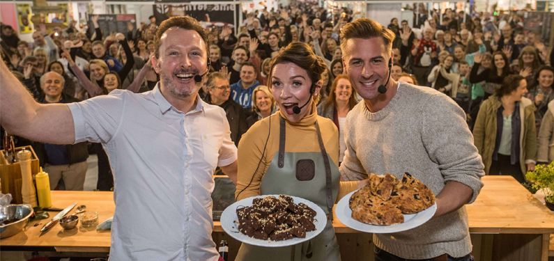 Early Bird Tickets to Eat & Drink Festival Christmas