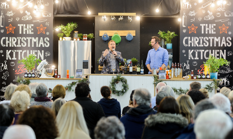 Eat and Drink Festival Christmas Kitchen