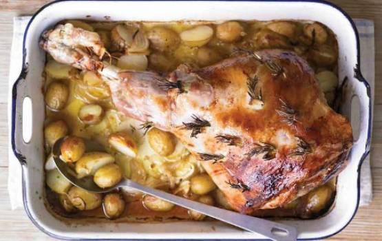 Lamb Boulangere